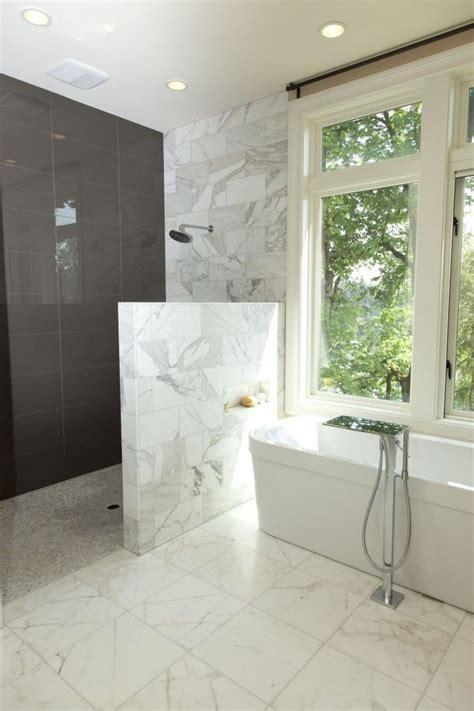 bahtroom wet room  bathroom presenting white tub
