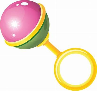 Transparent Toys Clipart Rattle Toy Clip Instruments