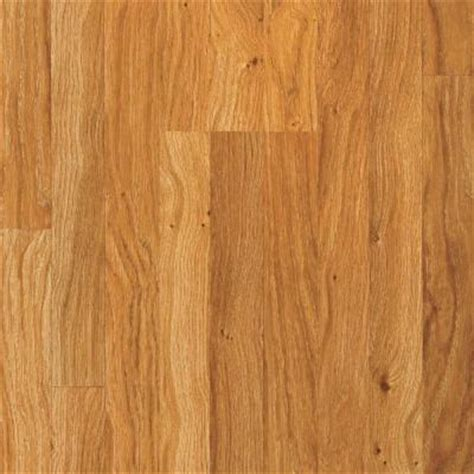 Hickory Laminate Flooring Home Depot by Pergo Sedona Oak Laminate Flooring 5 In X 7 In Take