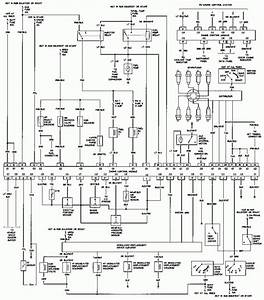 Cadillac Deville And Fleetwood V8 Engine 1981 Wiring Diagram  61756