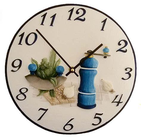 horloge cuisine terrastudio 00 2401 horloge murale horloge de cuisine