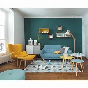 Tapis Salon Bleu Canard : a b c dell arredamento miniandcheap ~ Melissatoandfro.com Idées de Décoration