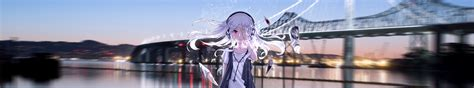 3 Monitor Anime Wallpaper - anime monitor wallpaper pieces by bakahp on