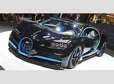 Die schnellsten Autos der Welt ingenieurde