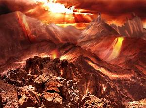 Hell Matte Painting by MyBurningEyes on DeviantArt