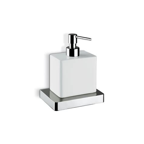 WALL-MOUNTED CERAMIC LIQUID SOAP DISPENSER X-SENSE