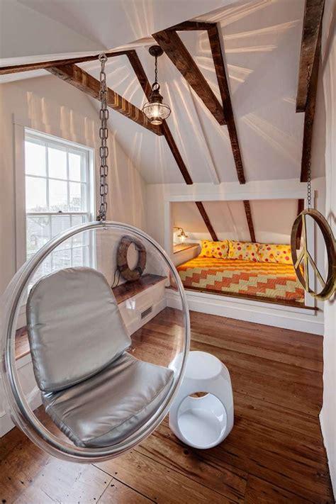 une chambre de reve aménagement combles de rêve idées de mansarde design