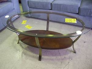 Furniture using best coffe tables in modern contemporary for Large round glass top coffee table