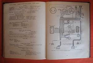 Modern Motor Engineer  The  Volume V  Data Sheets And Wiring Diagrams