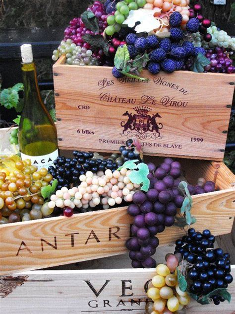 wine boxes ideas  pinterest wine crates wine