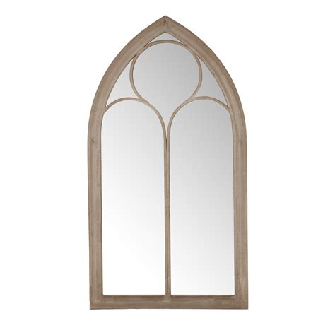 arch mirror distressed arch mirror