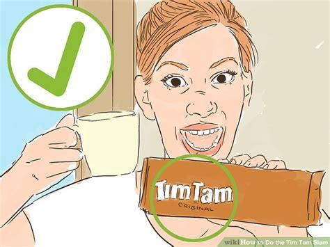 How To Do The Tim Tam Slam