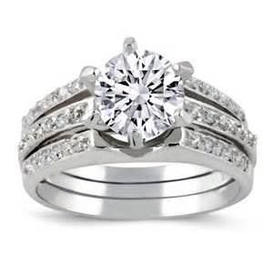 sterling silver engagement rings with real diamonds sterling silver engagement rings