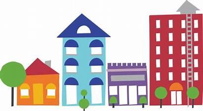 Clipart Neighborhood Clip Transparent Community Local Rubrik