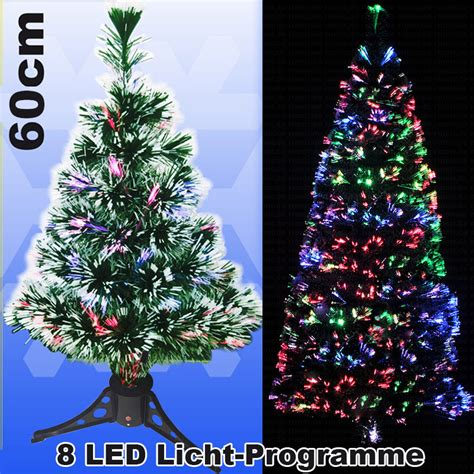 weihnachtsbaum k 252 nstlicher tannenbaum led beleuchtet