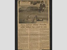 1970 Porsche 911E $175,000 • Petrolicious
