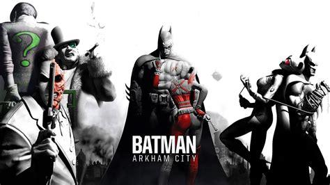 batman arkham city cutscenes  hd youtube