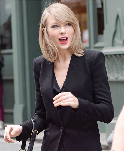 taylor swift spring style    york city april