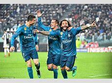 Juventus 03 Real Madrid Cristiano Ronaldo nets overhead