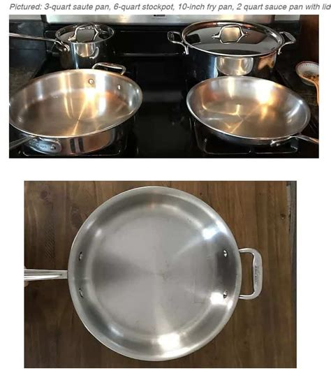 clad cookware worth  high price   depth review
