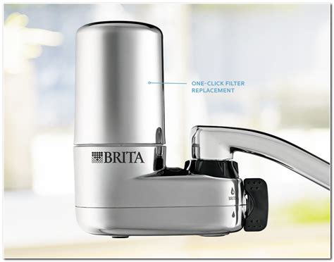 Brita Faucet Water Filter Light Not Working Sink And
