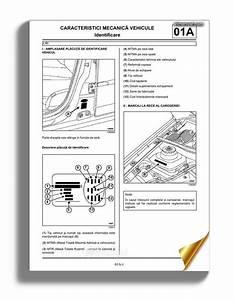 Dacia Logan  L90  Manual Service Manual  Ro