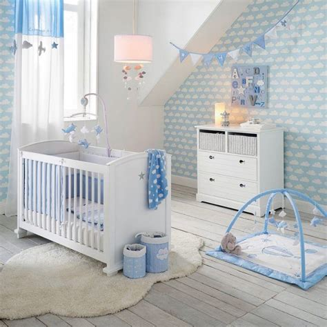 decoration naissance bebe garcon