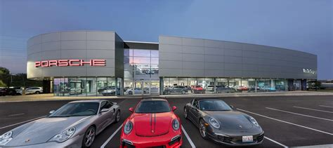 porsche dealership ici completes highland park porsche dealership chicago