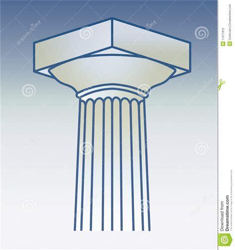 avada portfolio tree column template vector column stock photography image 11071812