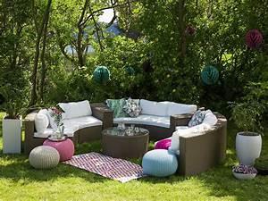 garden sofa set patio set rattan 9 seater sofa set With französischer balkon mit sofa liege garten