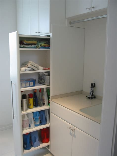 mudroom and pantry custom cabinets fishers