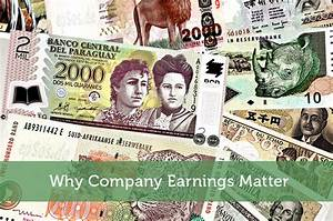 Why Company Earnings Matter - Modest Money