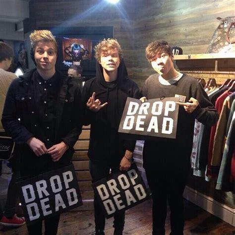 Drop Dead Luke by Drop Dead Luke Hemmings Photo 36165861 Fanpop