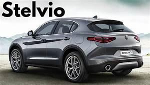 Alfa Romeo Q4 : 2018 alfa romeo stelvio q4 280 hp awesome suv youtube ~ Gottalentnigeria.com Avis de Voitures