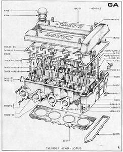 Lotus Parts Diagram