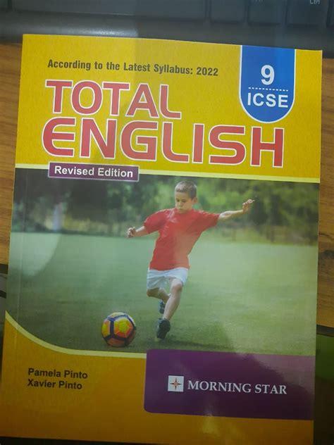 icse total english  class    latest