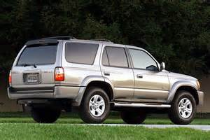 car payment toyota 2002 toyota 4runner overview cars com