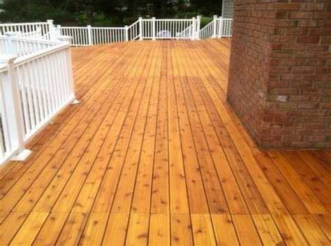 Restaining Deck With Solid Stain by Deck Refinishing Nightmare Ask The Builder
