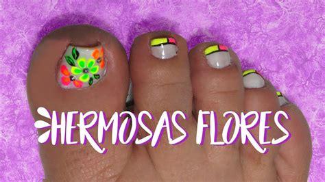 Si te gustan los diseños para uñas cortas sencillos, esta es tu oportunidad de lucir un diseño diferente cada vez que te pintes las uñas. Decoracion De Unas De Pies Flores Faciles - Vernajoyce Blogs