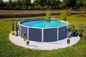 Grande Piscine Hors Sol : piscines hors sol des mod les de piscine hors sol vari ~ Premium-room.com Idées de Décoration