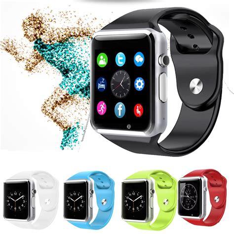 smart view iphone smartwatch zegarek a1 najnowszy model pl 2017 4 kolory