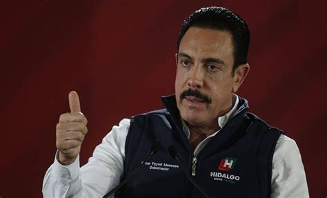 Arturo Herrera no descuidará al país por atender a Hidalgo ...