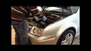 Batterie Golf 4 : how to remove replace battery on a mk4 vw jetta golf gti ~ Carolinahurricanesstore.com Idées de Décoration