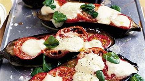 cuisiner des aubergines au four aubergines mozzarella au four cuisine ta mère