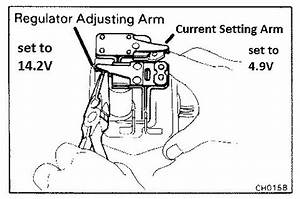 The Alternator Regulator Voltage Booster Modification