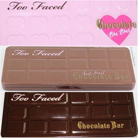 faced chocolate bon bons palette  semi sweet