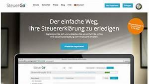 Steuer Selbstständige Berechnen : steuer webdienste und apps im test bilder screenshots computer bild ~ Themetempest.com Abrechnung