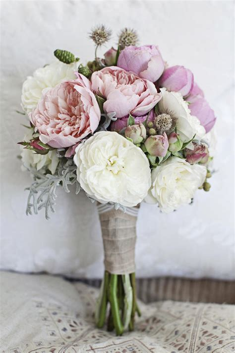 prettiest peony wedding bouquets southern living