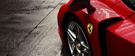 Ferrari logo ferrari car symbol meaning and history car brand. Ferrari Logo HD Wallpaper 4K Ultra HD Wide TV - HD Wallpaper - Wallpapers.net