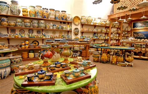 hometown abroad ceramic shop positano italy ninfeo ceramics sorrento and amalfi coast